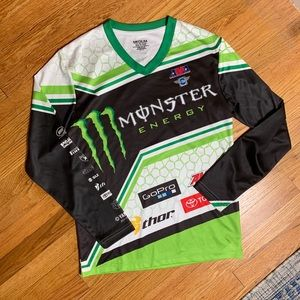 Tops - Monster Energy Adult Jersey